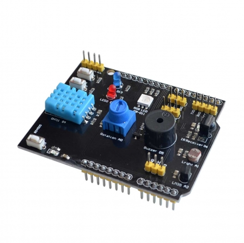 DHT11 LM35 Temperature Humidity Sensor Multifunction Expansion Board
