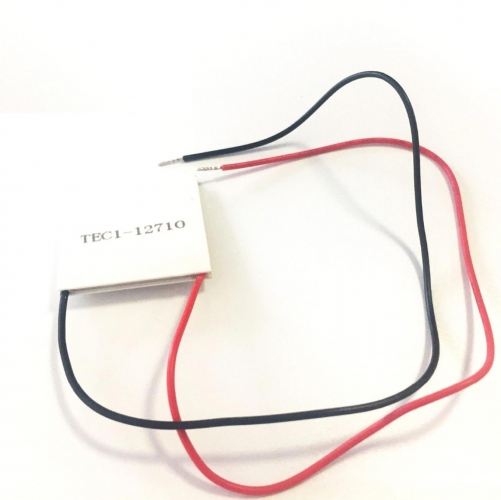 TEC1-12710 DC12V 10A Thermoelectric Cooler Peltier 40*40*3.2MM