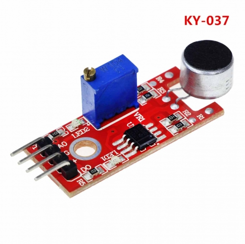 KY-037 High Sensitivity Sound Microphone Sensor