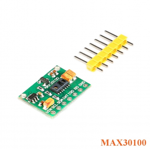 MAX30100 Heart Rate Oxygen Pulse Sensor