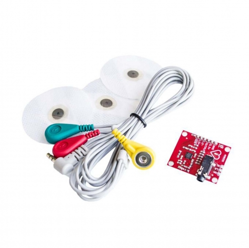 AD8232 ecg measurement pulse heart monitoring sensor