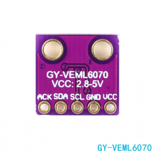 GY-VEML6070 UV Sensitivity Detection Sensor