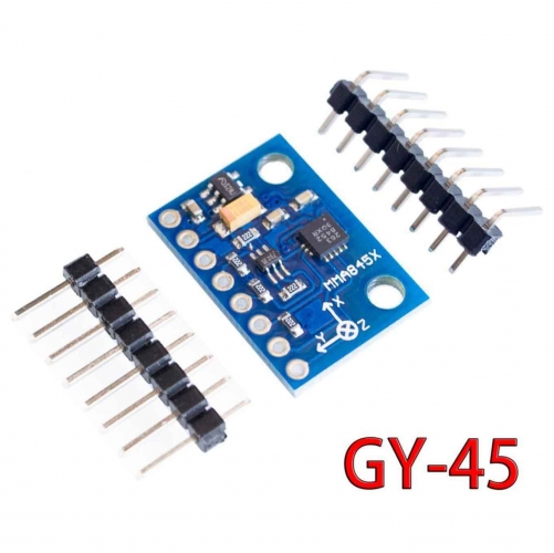 GY-45 MMA8452 Digital Triaxial Module