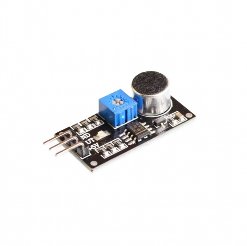 smart vehicle Sound Detection Module