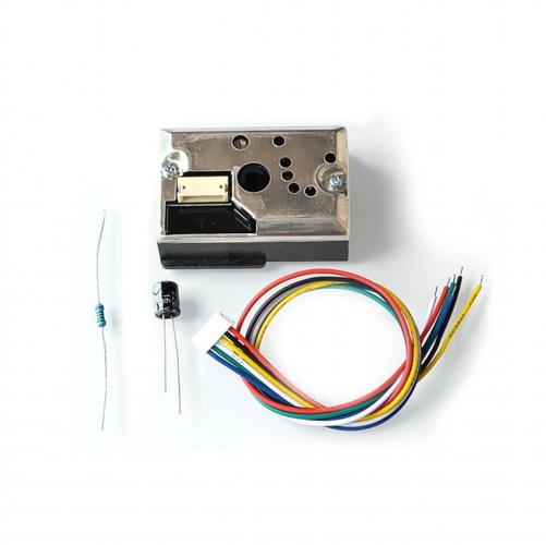 GP2Y1010AU0F Optical Smoke Particle Sensor with Cable