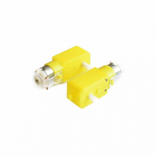single shaft TT dc gear motor 1:48