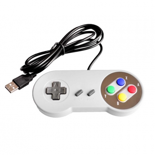 Raspberry pi USB gamepad