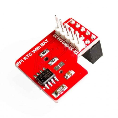 I2C DS1307 RTC High Precision Time Module