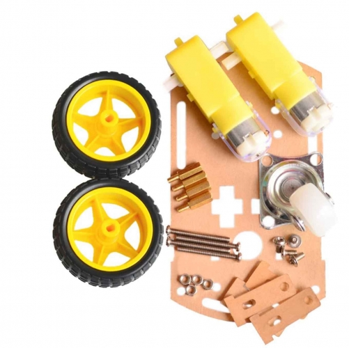 2WD Intelligent Robot Car chassis Kit