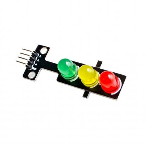 LED traffic lights light-emitting module