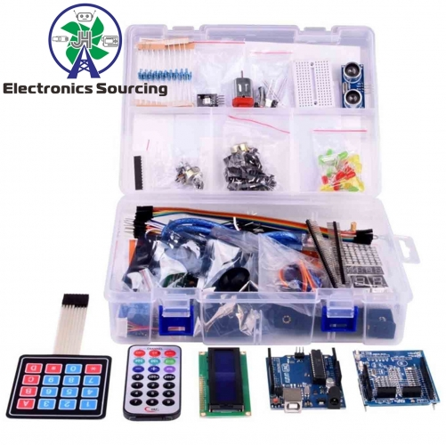 NEW Ultimate Learning Kits with UNO R3 RC522 RFID Module