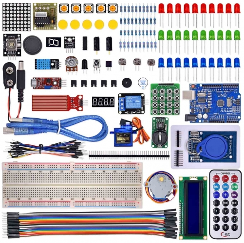 UNO R3 RFID learn Advanced Version Starter Kit