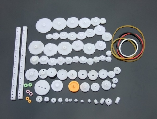 34 Kinds Plastic gear package