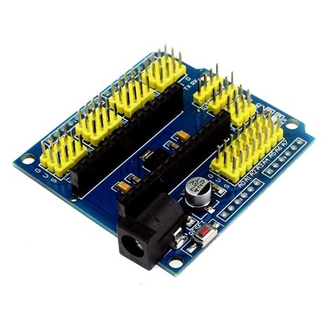 NANO I/O IO Expansion Shield Module