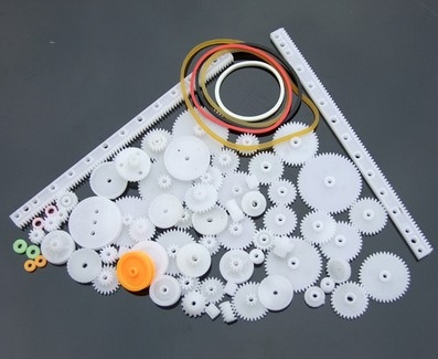 75 Kinds Plastic gear package