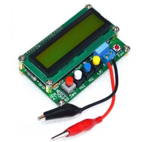 LC100-A Digital Inductance Capacitance meter