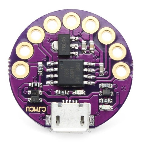 LilyTiny Micro USB LilyPad ATtiny85 Wearable Development Board