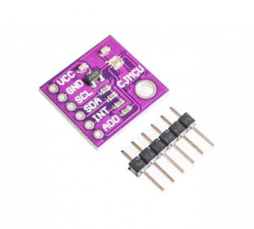 MCU-3001  OPT3001 ambient light sensor