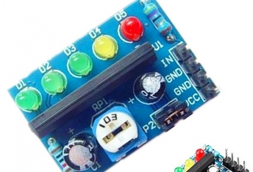 Level Indicator Module Audio Q40 KA2284