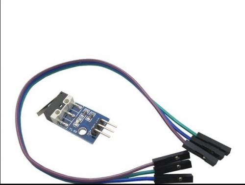 Car Helicopter Crash Collision Sensor Impact Switch Module