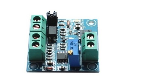 PWM to voltage module 0%-100% PWM converted to 0-10V voltage