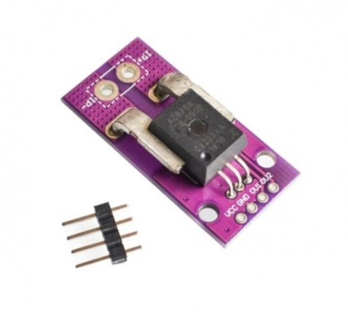 MCU-758 ACS758LCB-050B-PFF-T linear current sensor Hall current module