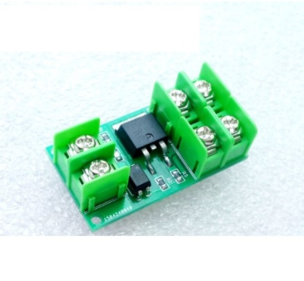 DC 5V-36V Control Switch Trigger Panel Electronic Pulse MOS Field Effect Drive Module