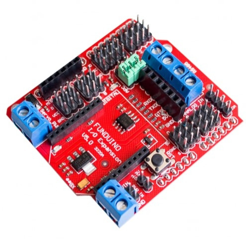 Xbee sensor shield V5 with RS485 and BLUEBEE Bluetooth interface