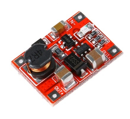 DC-DC  Step Up Circuit module 3V to 5V 1A Highest Efficiency 96%