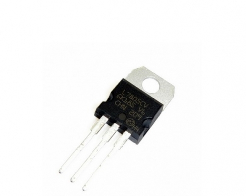 L7805CV L7805 7805 Voltage Regulator 5V TO-220