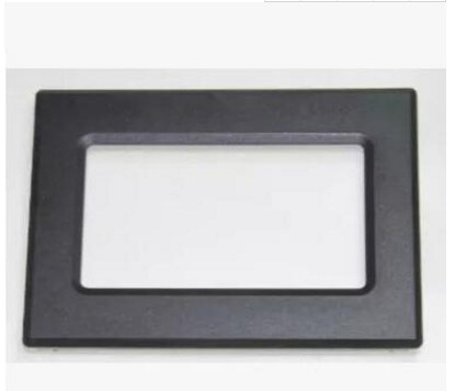 12864 liquid crystal display shell instrument ABS flame retardant plastic outer frame  case