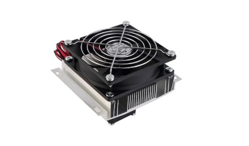 Thermoelectric Peltier Refrigeration Cooling System Kit Cooler(Without cooling plate)