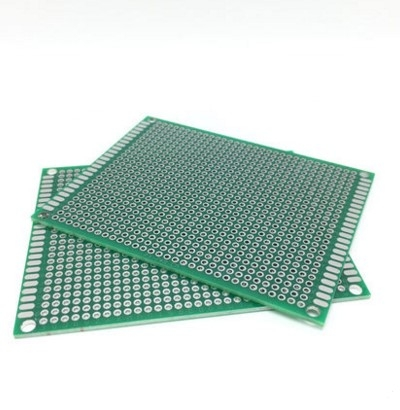 7* 9cm Double-Sided Protoboard  PCB Universal Board