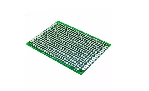 9x15 cm Single Side Tinned Prototype PCB Universal Board