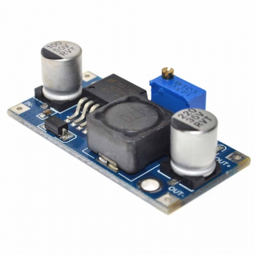 LM2596S DC-DC 3-40V adjustable step-down power Supply module