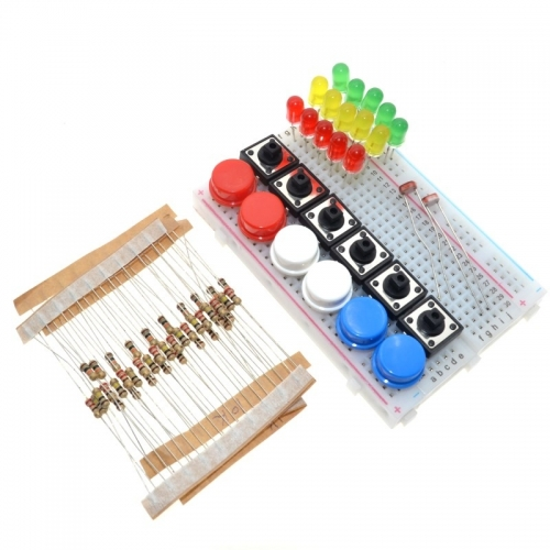 UNO R3 Mini Experiment Board Button Starter Kit