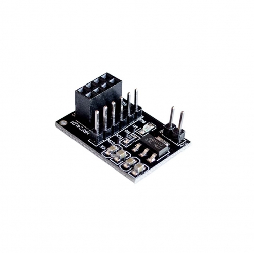 Adapter plate Board for 8Pin NRF24L01 Wireless Transceive module