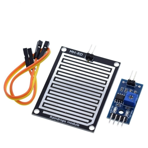 3.3-5V Raindrops Detection Sensor