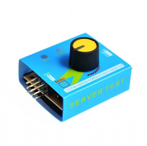 4.8-6V Multi Servo Tester  with Indicator Light