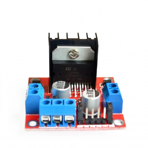 L298N  stepper motor driver board
