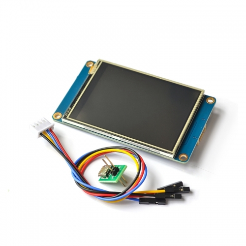 2.8inch NX3224T028 HMI English kernel SPI TFT LCD 320 * 240 Touch Screen display
