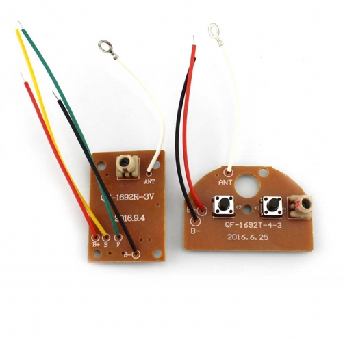 27MHZ Two-way remote control module