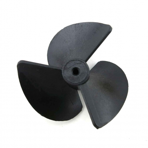 40mm Nylon Three-blade Propeller for RC Boat Model Parts