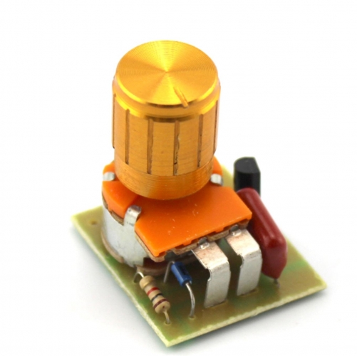 Adjustable resistor Rotary Dimmer Speed Control   switch