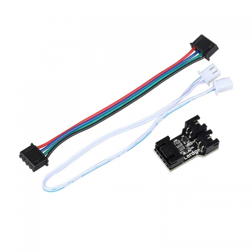 3D printer motherboard hot bed expansion interface transfer module