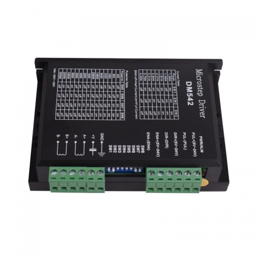 DSP digital 57 / 86 stepping motor driver 128 subdivision DM542 replaces M542 / 2M54 / TB6600