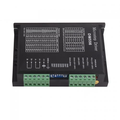 DSP digital 42 / 57 / 86 stepping motor driver 256 subdivision DM556 replaces M542 / / tb6600