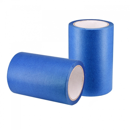 3D printer accessories blue heat resistant adhesive tape 160mm * 30m