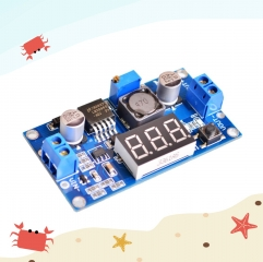 LM2596 DC Buck Step Down Power Converter Module