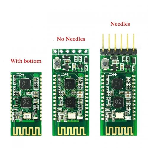 Hc-02 Bluetooth module dual mode wireless Bluetooth serial port transmission compatible with HC-05/06 module
